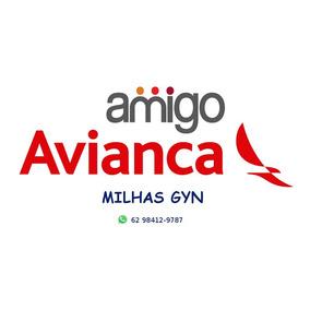 Promoção Milhas Aereas Amigo Avianca Viagem Barato