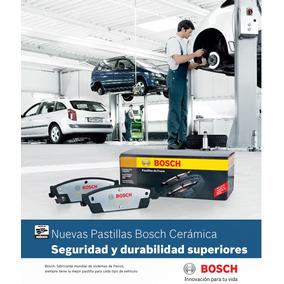 Balatas Bosch Cerámicas Audi A3 2.0l No Turbo 2004 A 2012