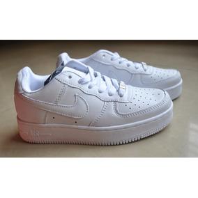Kp3 Zapatos Nike Air Force One Corte Bajo Para Damas