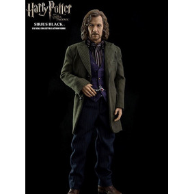 Hot Toys Sirius Black - Saga Harry Potter - Sem Caixa