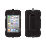 Griffin Survivor Rugged Case For Ipod Touch 4g Black -negro