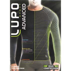 Camiseta Masculina T-shirt Male Uv Protection Lupo