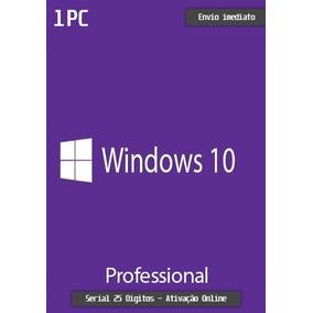 Licença Windows 10 Pro + Office 2019 Pro + Nota Fiscal