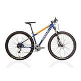 Bicicleta 29 Soul Sl329 New 27v Azul/laranja (quadro 15)