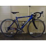 Bicicleta De Ruta Gw Electron Shimano Carbono Aluminio S/m