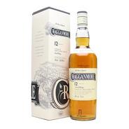 Cragganmore 12 Años Single Malt Whisky 750ml
