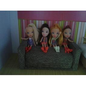 Muñecas Monster High, Bratz Y Fashion. Juguete Para Niñas
