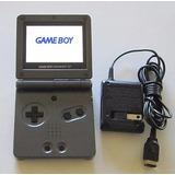 Gameboy Advance Sp-101 Negro