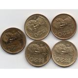 Moneda Veinte Pesos G. Victoria 1985,1986,1988,1989,1990 A1