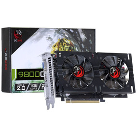 Placa De Video Nvidia 9800gt 1gb Ddr3 256 Bits Hdmi Dvi