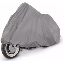 Funda Cubre Moto Impermeable Bolso Regalo Todos Los Talles
