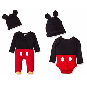 Disfraz De Disney Mickey Mouse Minnie Pooh Tiger Mameluco