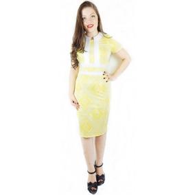 Vestido Evangélico Jacard Femininos Ref 400