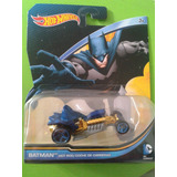 Hot Wheels Batman Edicion Especial Hot Rod De Coleccion