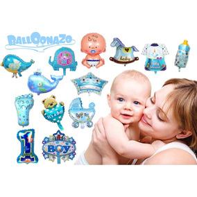 Globo Metalizado Bebe Nacimiento Baby Shower Niños Fiesta