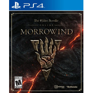 The Elder Scrolls: Morrowind - Ps4 Fisico Nuevo & Sellado