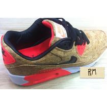 Tênis Sapatenis Osklen Gucci Nike Air Max Original + Frete