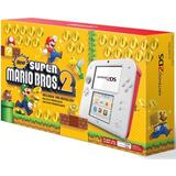 Nintendo 2ds Wifi + Camara + 4gb + New Super Mario Bros 2