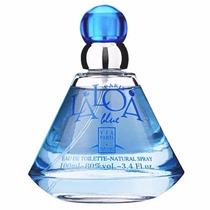 Perfume Laloa Blue 100ml Importado Via Paris