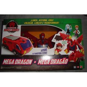 Turning Mecard Mega Dragon Coche