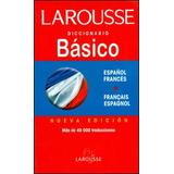 Diccionario Básico Español/francés - Français Espagnol