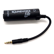Interface De Instrumentos P/ Celular Soundvoice It-70