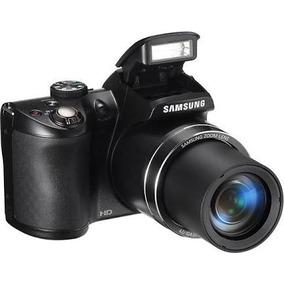 Câmera Samsung Wb100 Preta Mais Brinde Exclusivo