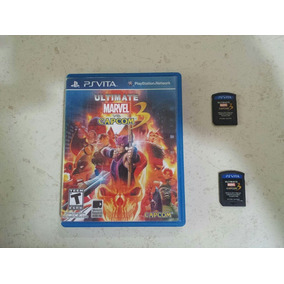 Ultimate Marvel Vs Capcom 3 Sony Ps Vita Psp