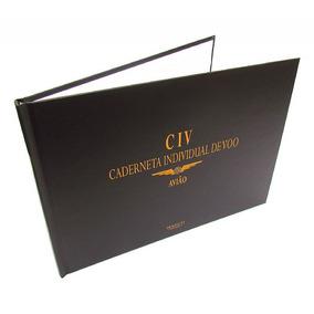 Civ: Caderneta Individual De Voo (avião) - Bianch