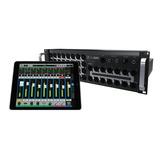 Mezcladora Digital Para Ipad 32 Canales Dl32r Mackie