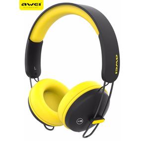 Audifonos Awei A800bl Bluetooth 4.2 Recargable