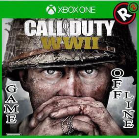 Call Of Duty Wwii Xbox One - Digital Modo Offline
