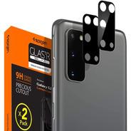 Vidrio Templado Camara Trasera Spigen Samsung S20 Full X2(u)
