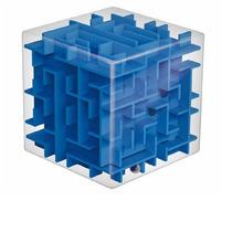 Laberinto 3d Cubo Divertido Juguete Didactico
