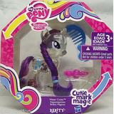 My Little Pony Rarity Water Cuties Transparentes Agua 8cm