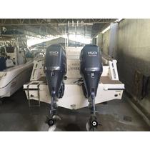Fishing Zeta 26 Pés 2 X 150 Hp 4t Yamaha 2011