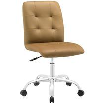 Elegante Silla Giratoria Minimalista Modway Furniture Eei