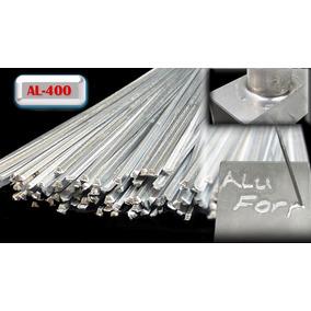20 Varillas Soldadura Soldar Aluminio Soplete Originales Diy