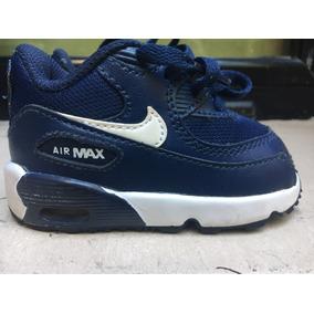 Vendo Nike Air Max Talle 4c (19,5)2 Con Solo 2 Usos !!!