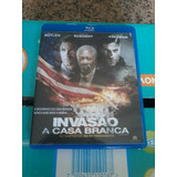 Blu Ray Invasão A Casa Branca - Gerard Butler