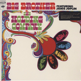 Janis Joplin - Big Brother Novo 180g Fretegratis Vinil Lp