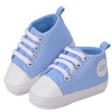 Sapato Tenis De Bebe Para Menino E Menina Macio E Lindo 12cm