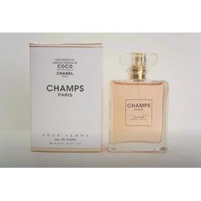 Perfume Coco Chanel Dama 100ml Americano 2017