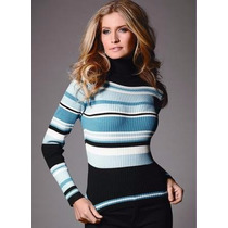 Blusa Trico Plus Size Inverno 2016 Roupa Até Tamanho 56