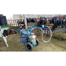 Ordeñadora Transportable Para 1 Vaca A La Vez