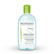 Demaquilante Bioderma Sébium H2o Solução Micelar 500ml