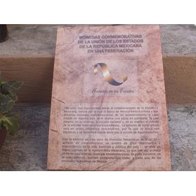 Album De Monedas De Los Estados De La Republica Mexicana