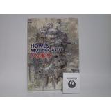 El Arte De Howls Moving Castle Ghibli Castillo Vagabundo
