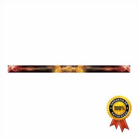 Faixa/adesivo Parabrisa Caminhão Chevrolet Flame