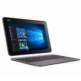 Notebook 2-in-1 Asus T101ha-gr029t, 10.1 Led, Intel Atom